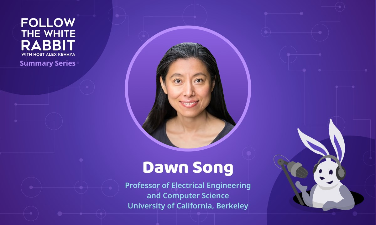 Oasis Labs CEO Dawn Song on Building the Responsible Data Economy