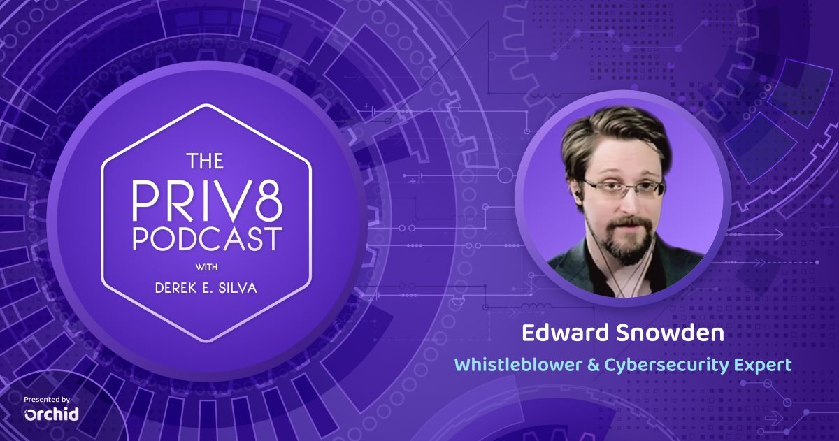 Edward Snowden joins Priv8 to discuss causes and solutions for a broken Internet