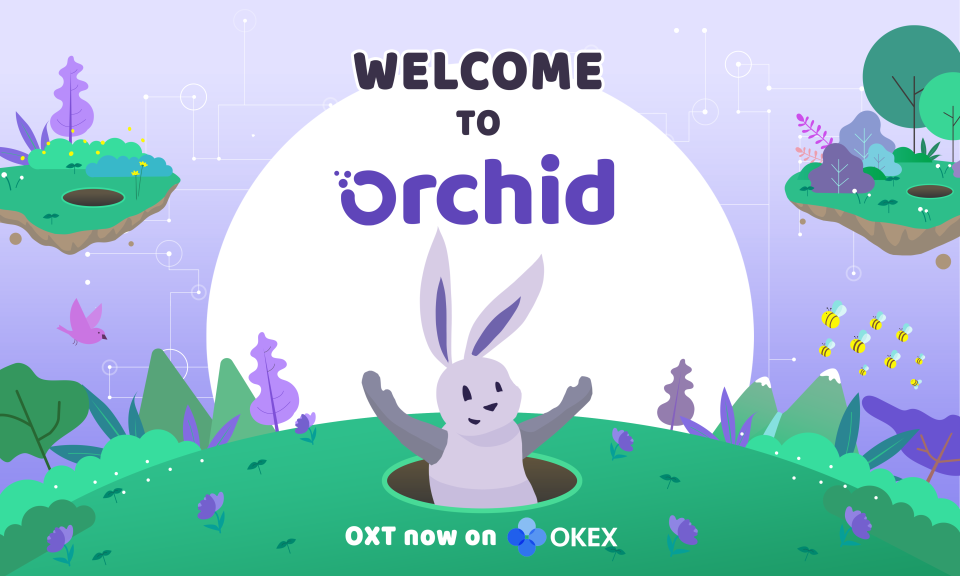 OXT Now Live on OKEx, Orchid VPN Available in Mandarin, Indonesian, Russian and More